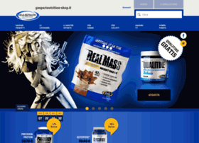 gasparinutrition-shop.it