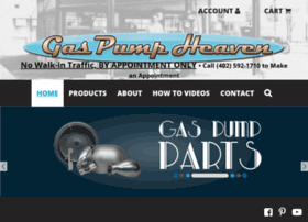 gaspumpheaven.com
