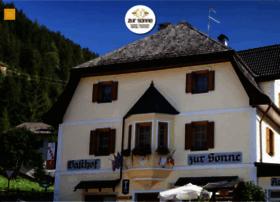 gasthofsonne.com