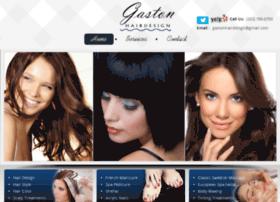 gastonhairdesign.com
