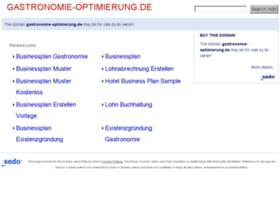 gastronomie-optimierung.de