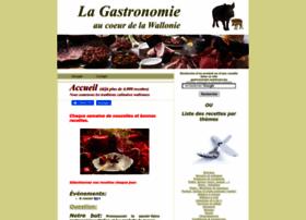 gastronomie-wallonne.be
