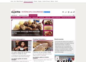 gastronomie.excite.fr