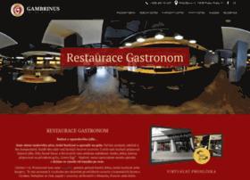 gastronomrestaurant.cz