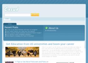 gasud.com