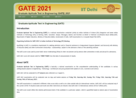 gate.iitd.ac.in