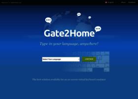 gate2home.com