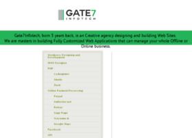 gate7infotech.com