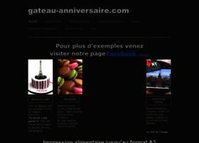 gateau-anniversaire.com