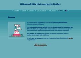 gateauxquebec.com