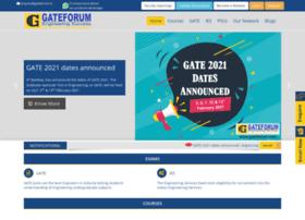 gateforum.in