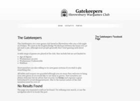 gatekeepers.me.uk