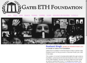 gatesethfoundation.org