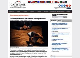 gatestoneinstitute.com