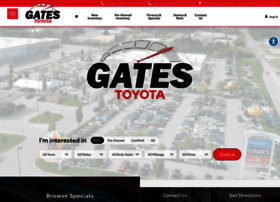 gatestoyota.calls.net