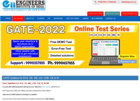 gatesyllabus.engineersinstitute.com