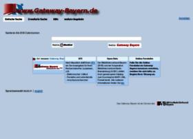 gateway-bayern.de