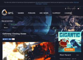 gateway.playneverwinter.com