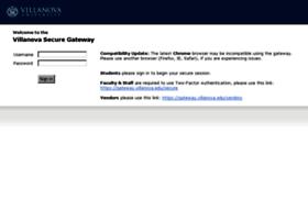 gateway.villanova.edu