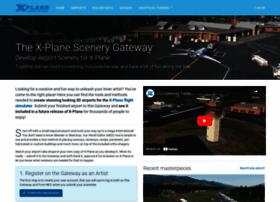 gateway.x-plane.com