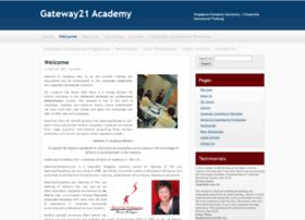 gateway21academy.com