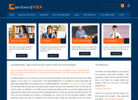 gateway2mba.com