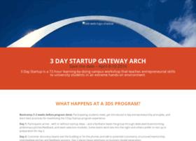 gatewayarch.3daystartup.org