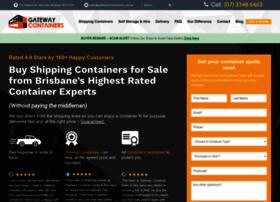 gatewaycontainersales.com.au