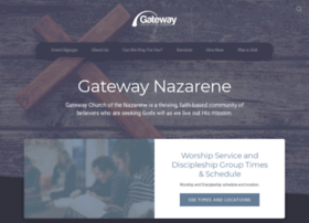 gatewaynazarene.org