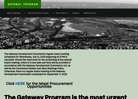 gatewayprogram.org