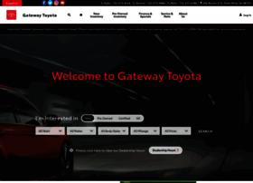 gatewaytoyota.calls.net