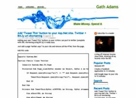 gathadams.com