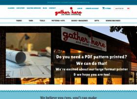 gatherhereonline.com