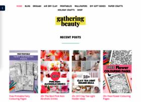 gatheringbeauty.com