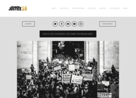 gatheringforjustice.org