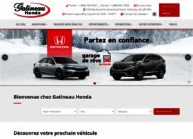 gatineauhonda.com