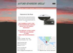 gatorsriversidegrille.com