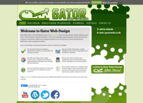 gatorwebdesign.co.uk