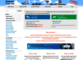 Gatwick-airport-guide.co.uk