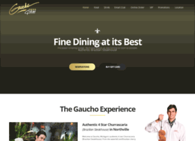 gauchosteakhouse.com