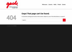 gaude.org.uk