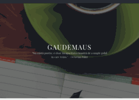 gaudemaus.wordpress.com