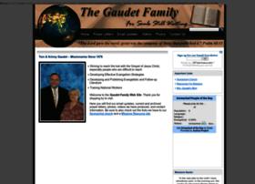gaudetfamily.org