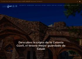 gaudicoloniaguell.org