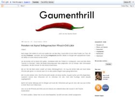 gaumenthrill.blogspot.de