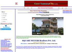 gaur-yamunacity.co.in