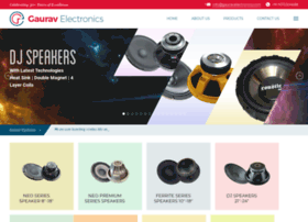gauravelectronics.com