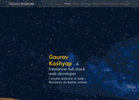 gauravkashyap.com