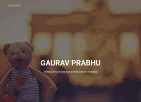gauravprabhu.com