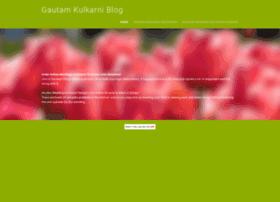 gautamkulkarniblog.yolasite.com